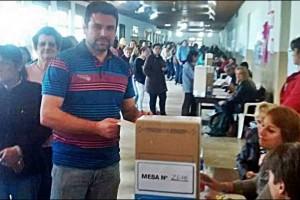 A UN AÑO DE SU ELECCIÓN COMO PRESIDENTE MUNICIPAL: Chapino mantiene intactas las expectativas de poder concretar importantes obras para la ciudad