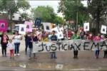 FEDERAL: Una treintena de personas reclamaron sentencia para el asesinó del joven Emanuel Medina