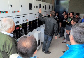 Luego de casi medio siglo de funcionamiento, fueron sustituidas por dispositivos: El Túnel Subfluvial reemplazó sus celdas de alimentación eléctrica