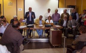 Será el nexo con el Ministerio de Salud a través de las autoridades del nosocomi:  La provincia propuso conformar una unidad de gestión del hospital San Martín