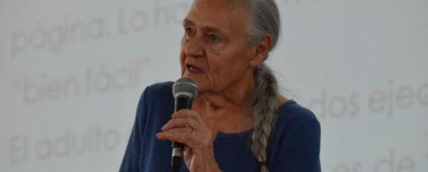 """EMILIA FERREIRO HABLÓ SOBRE LECTOESCRITURA EN LA PLATA:  """"Ni Piaget imaginó los desafíos de los chicos contemporáneos"""""""