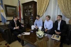 Iniciativa del Ejecutivo provincial:  Se propone incrementar por ley un 42 por ciento los aportes a las juntas de gobierno