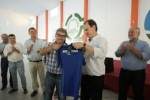 Promoción del deporte entrerriano: Bordet ratificó el financiamiento a clubes, ligas y federaciones deportivas entrerrianas