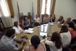 Bordet ratifica su compromiso con la política de prevención y asistencia:  Definen estrategias de asistencia con los coordinadores del Copnaf para 2017
