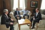 El mandatario se reunió con Frigerio:  Bordet impulsa ante Nación financiamiento para obra pública