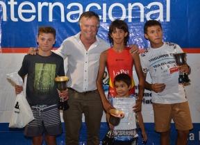 Deporte: Entre Ríos recibió a más de 900 atletas en el Triatlón Internacional de La Paz