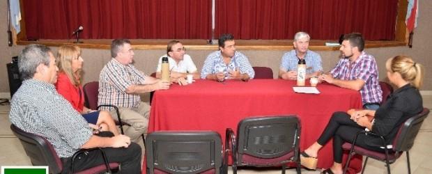 SIN LACOSTE: EN FEDERAL SE FIRMÓ PETITORIO ENTRE MUNICIPIOS PARA LA REPARACIÓN DE LA RUTA NACIONAL 127