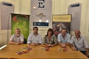 El evento fue presentado en el Ministerio de Turismo:  Colón ya se prepara para la Fiesta de la Artesanía