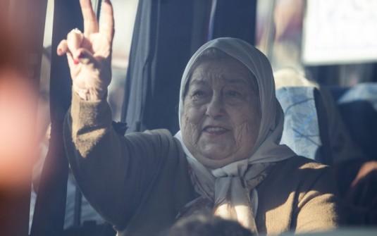 """El mensaje de Hebe por el 24 de Marzo: """"Macri está cagado en las patas"""""""