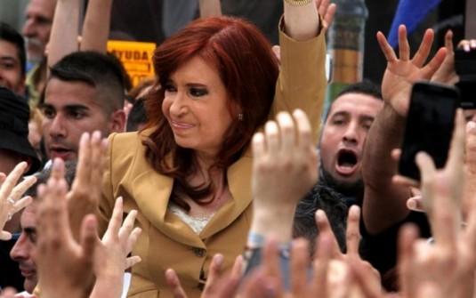 El emotivo recuerdo de Cristina por el Día de la Memoria
