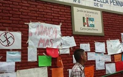 """DICE QUE VOLVERÍA A PASAR EL VIDEO QUE LLAMA """"HÉROES"""" A LOS REPRESORES: La maestra reivindica el genocidio"""