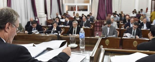 'Responsabilidad Fiscal':  El Senado aprobó la reducción del gasto público en Entre Ríos