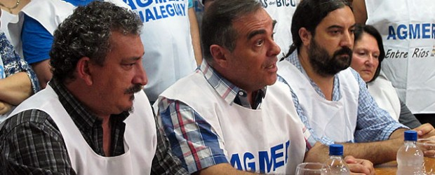 Salarios: Agmer va a un Congreso clave este viernes