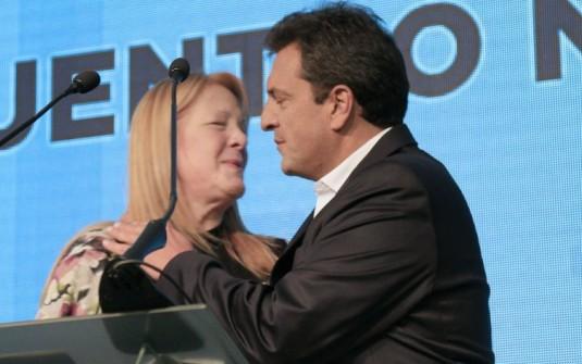 Massa y Stolbizer, los candidatos a senadores por frente 1País