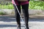 """Le quitaron la pensión a una mujer ciega: """"Está totalmente desamparada"""""""