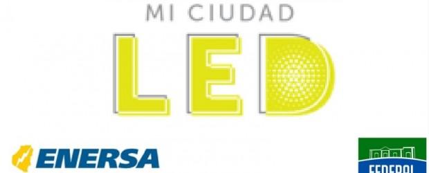 """FEDERAL: Hoy se presenta el programa """"Mi ciudad LED"""" en el Salón Cultural"""