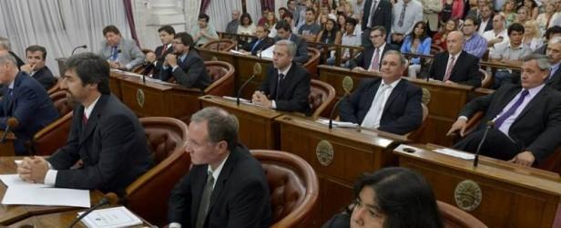 La Cámara de Senadores de la provincia realizó su 7° Sesión Ordinaria