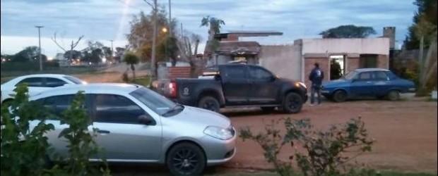 Cinco detenidos en un importante operativo contra el narcotráfico en Chajarí