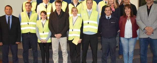 Agentes de tránsito: Asumieron los municipales de Concordia que ingresaron por concurso