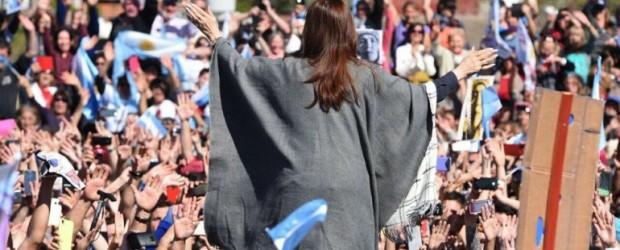 El mensaje de Cristina Kirchner en medio de la incertidumbre por Maldonado