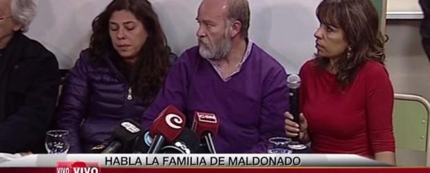 """Maldonado: """"No entendemos por qué se encontró en el cuarto rastrillaje"""""""