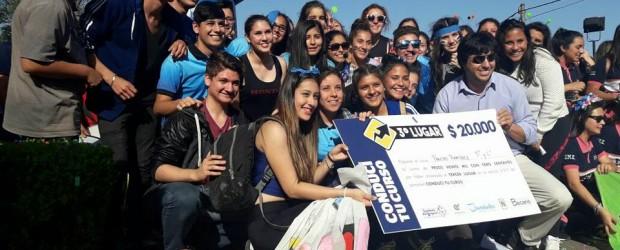 Alumnos del Pancho Ramirez obtuvieron el tercer puesto en el Conducí tu Curso