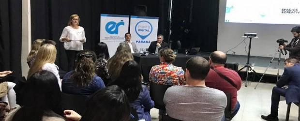 Se realizó un encuentro provincial de Puntos Digitales y Pueblos Conectados de Entre Ríos