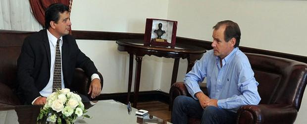 Bordet designó a Casaretto como presidente del IAPV
