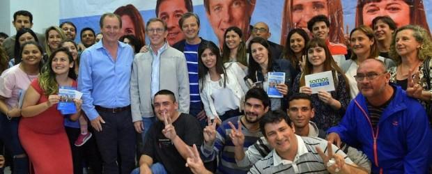 "SOMOS ENTRE RÍOS: Bordet llamó a votar ""diputados que defiendan a Entre Ríos"""