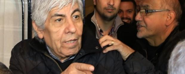 Un hijo de Hugo Moyano explotó contra Triaca y dijo que mintió