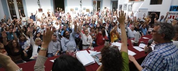 Paro nacional de docentes y movilización al Congreso
