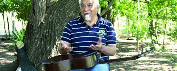 Rubén Benítez Ríos: Huella honda en la mítica Sauce de Luna
