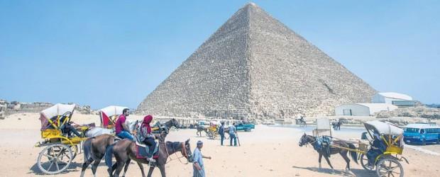 Hallan una cámara secreta del tamaño de un avión de 200 pasajeros debajo de la pirámide de Keops:  Otra sorpresa que guardaba el faraón