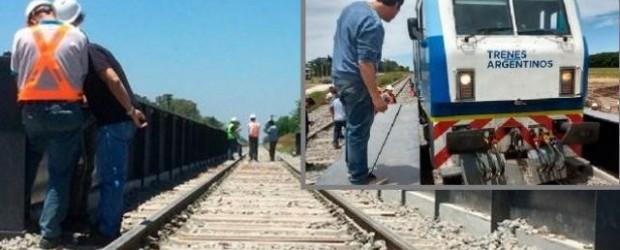 Papelón: Inauguraron un puente en las vías y los trenes no pasan