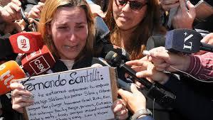 """""""Sin esperanza"""", titulan los diarios del mundo tras confirmarse la explosión en el submarino ARA San Juan"""