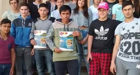Viajaron los ganadores del 3° Encuentro Departamental de la Juventud a la ciudad de Colón
