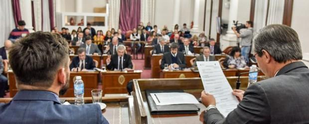 Declaración en la Cámara Baja: Senadores del PJ denunciaron que Nación discrimina a Entre Ríos