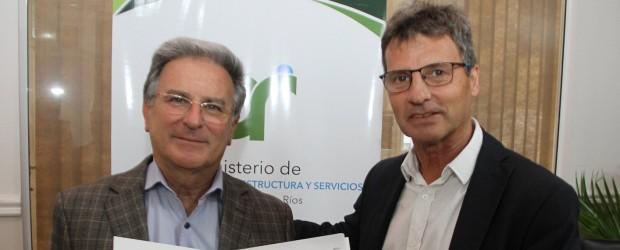 Marcelo Richard estará a cargo de la Unidad Ejecutora Provincial