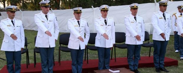 Egresó la quinta promoción de oficiales técnicos en Seguridad y Tratamiento Penitenciario
