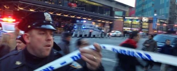 Nueva York sufre intento de ataque terrorista con bomba artesanal