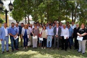 """Presidentes Municipales del Justicialismo repudiaron los embates judiciales para """"amedrentar la libertad política"""""""