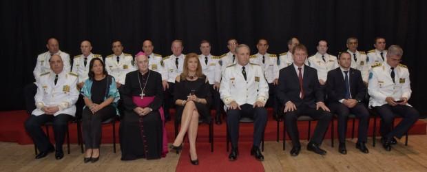 Egresaron 53 nuevos Oficiales ayudantes de la Policía de Entre Ríos