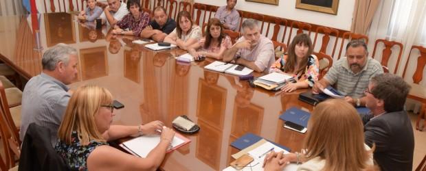 El gobierno provincial llevó tranquilidad a los gremios en cuanto al sistema previsional