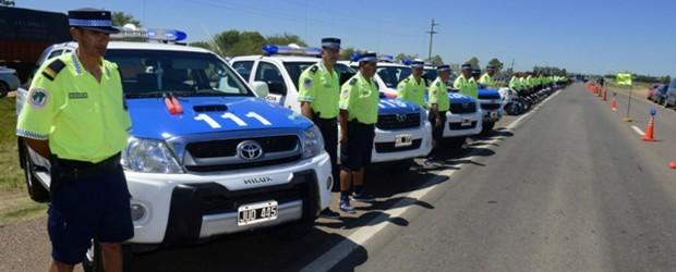 La provincia lanza la temporada turística y despliega importante operativo de seguridad en rutas