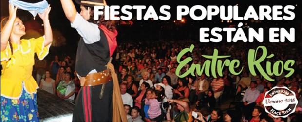 Fuerte campaña de Entre Ríos promocionando sus productos en Buenos Aires y otras ciudades