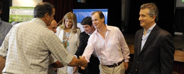 Pequeños productores entrerrianos recibieron más de 28 millones de pesos