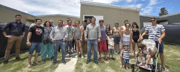 Un total de 250 familias accederán a una vivienda propia en San Benito en 2018