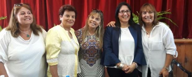 Asumieron los nuevos directores departamentales de escuelas de Feliciano, Islas del Ibicuy y Victoria