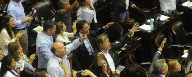 REFORMA PREVISIONAL:  Benedetti y Solanas, tras la escandalosa sesión