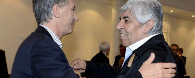 El Gobierno se acerca a Hugo Moyano antes de la reforma laboral